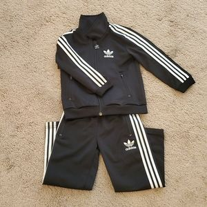 Authentic Boys Adidas Outfit